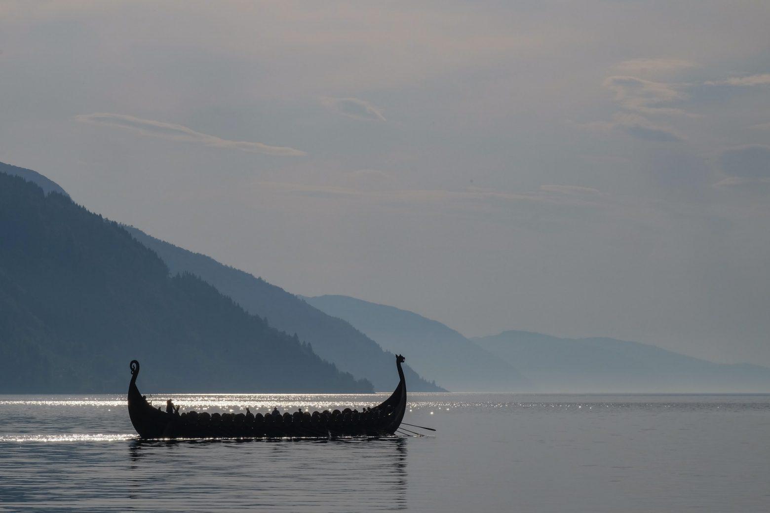 Tag på oplevelse i vikingernes verden